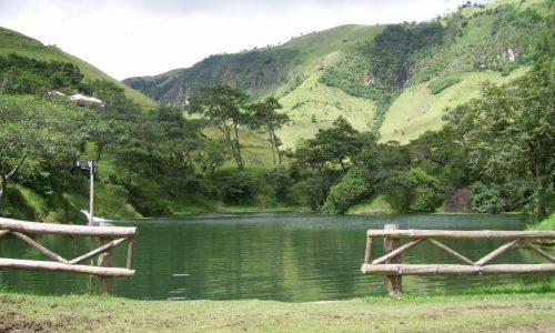 lago paisaje